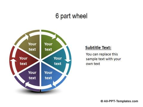 PowerPoint Wheel 13