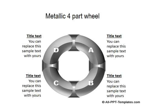 PowerPoint Wheel 18