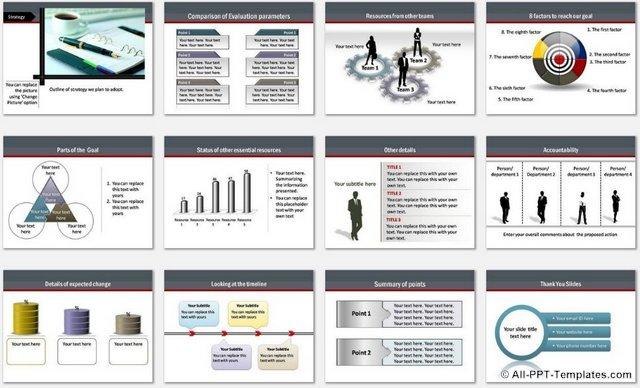 powerpoint business roadmap template. Black Bedroom Furniture Sets. Home Design Ideas