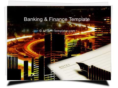 PowerPoint Track Market Development Template