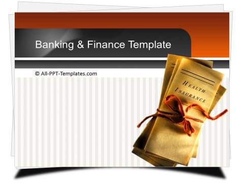 PowerPoint Insurance Template