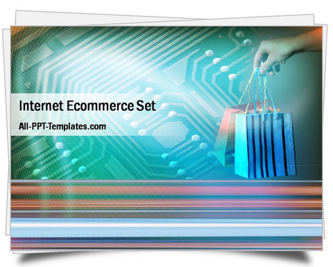PowerPoint Ecommerce Template