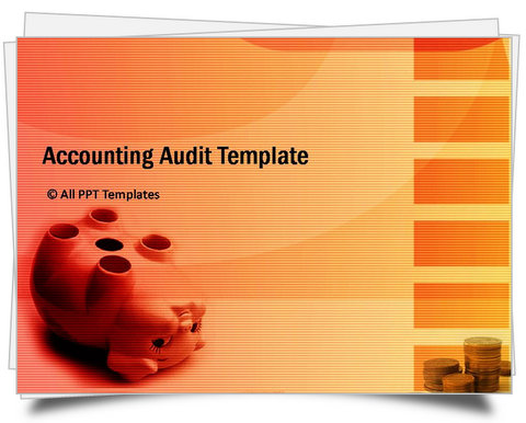 PowerPoint Accounting and Audit Template