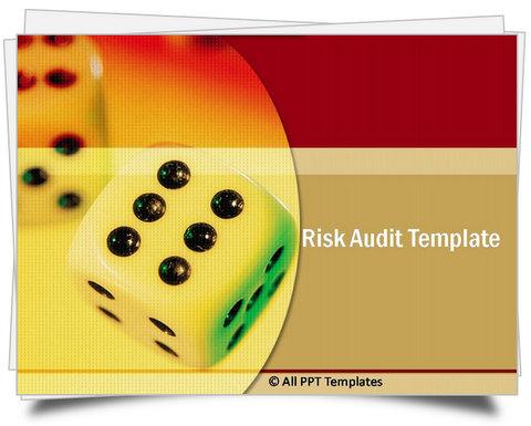 PowerPoint Ausit Risk Template