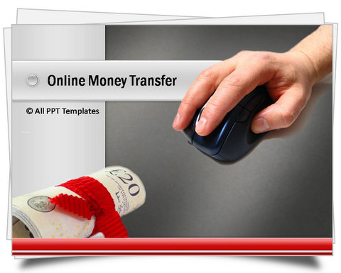 PowerPoint Online Money Transfer Template