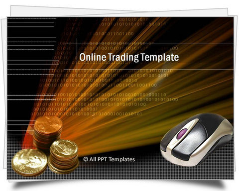 PowerPoint Online Trading Template