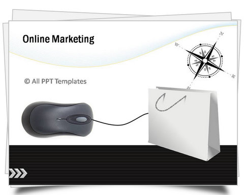 PowerPoint Online Marketing Template