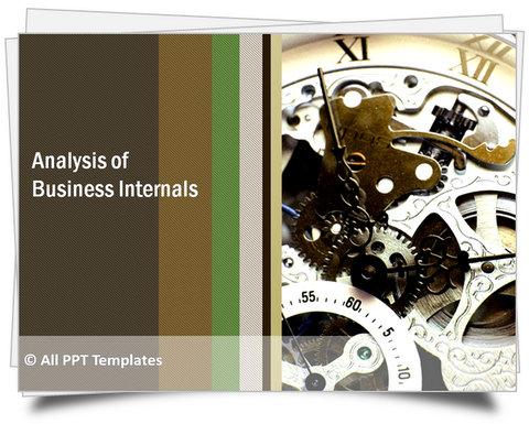 PowerPoint Business Internals Template