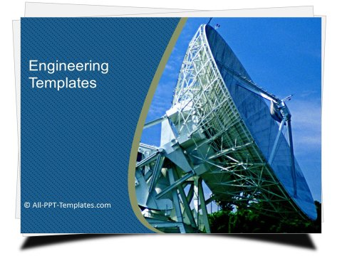 PowerPoint Communications Engineering Template
