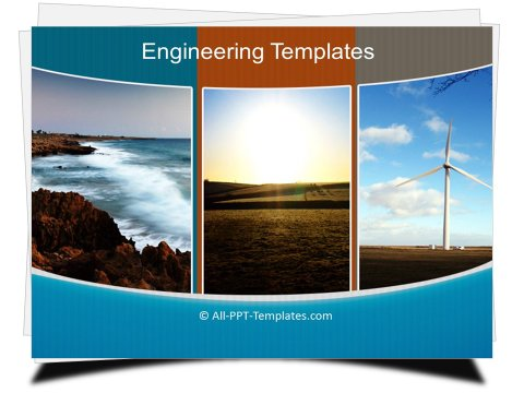 PowerPoint Renewable Energy Template