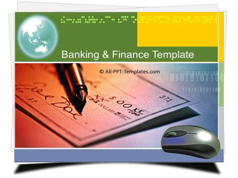 PowerPoint Online Banking Template