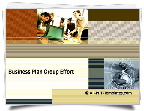 PowerPoint Group Effort Template