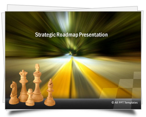 PowerPoint Roadmap Strategic Templates